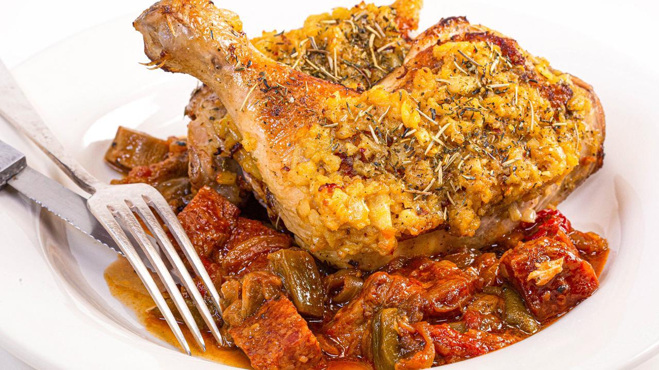 Get The Recipe From NYC Italian Hotspot Carbone: Chicken Scarpariello