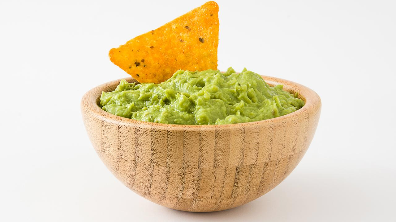 No Taco Night Is Complete Without Rach's Basic Guac