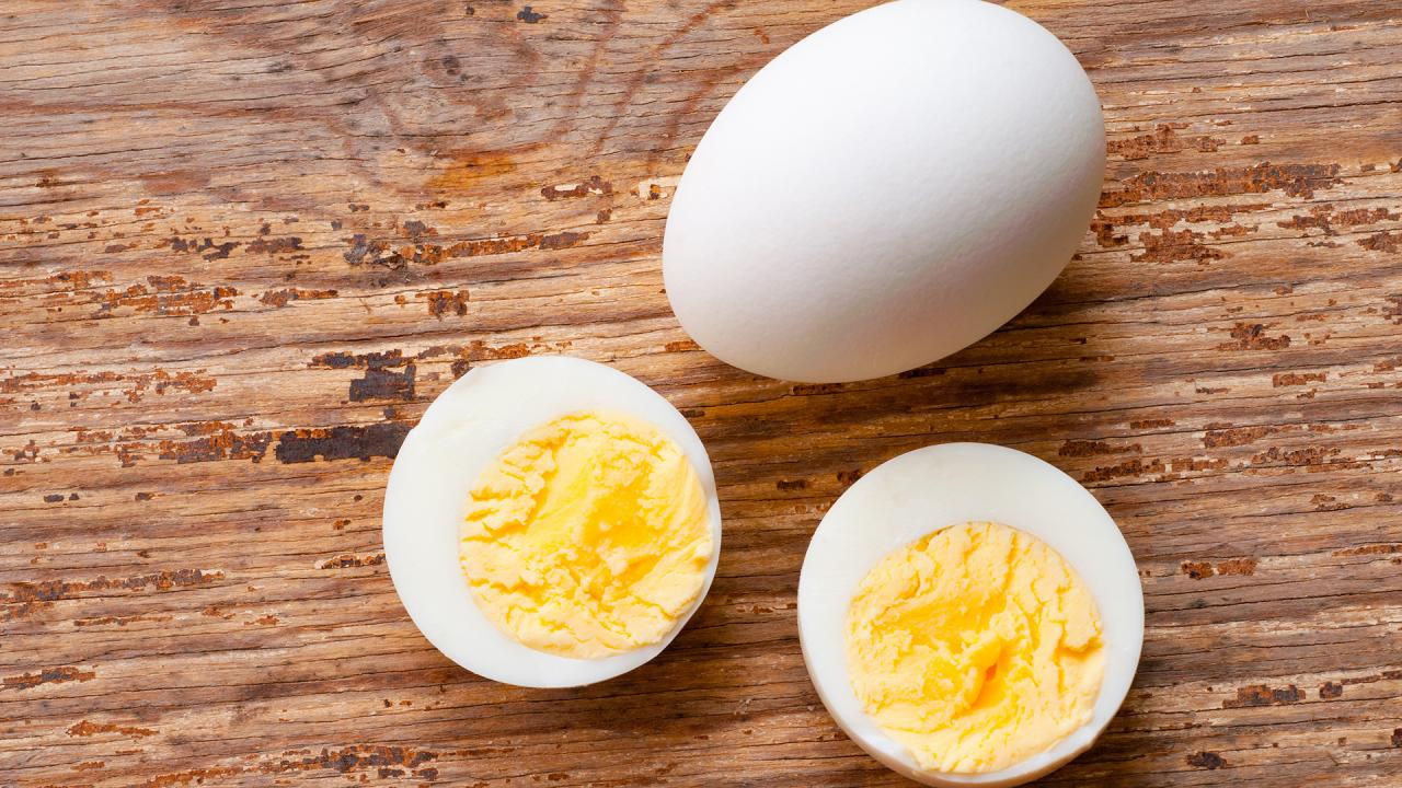 Rach's Hard-Boiled Eggs—Perfect Every Time