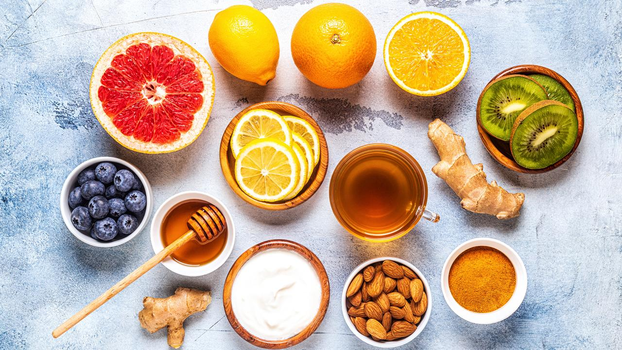 15 Foods That Help Boost Your Immune System