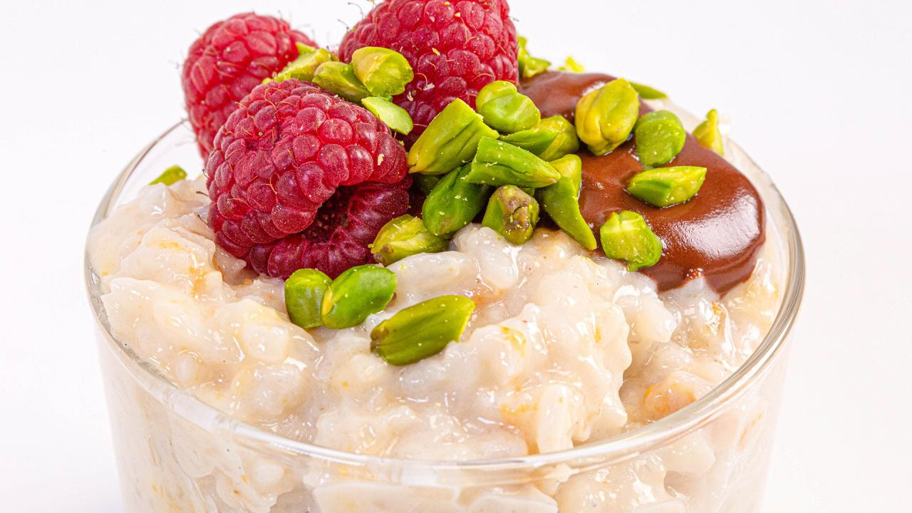 Rice Pudding Recipe Leftover Rice | Rachael Ray Show
