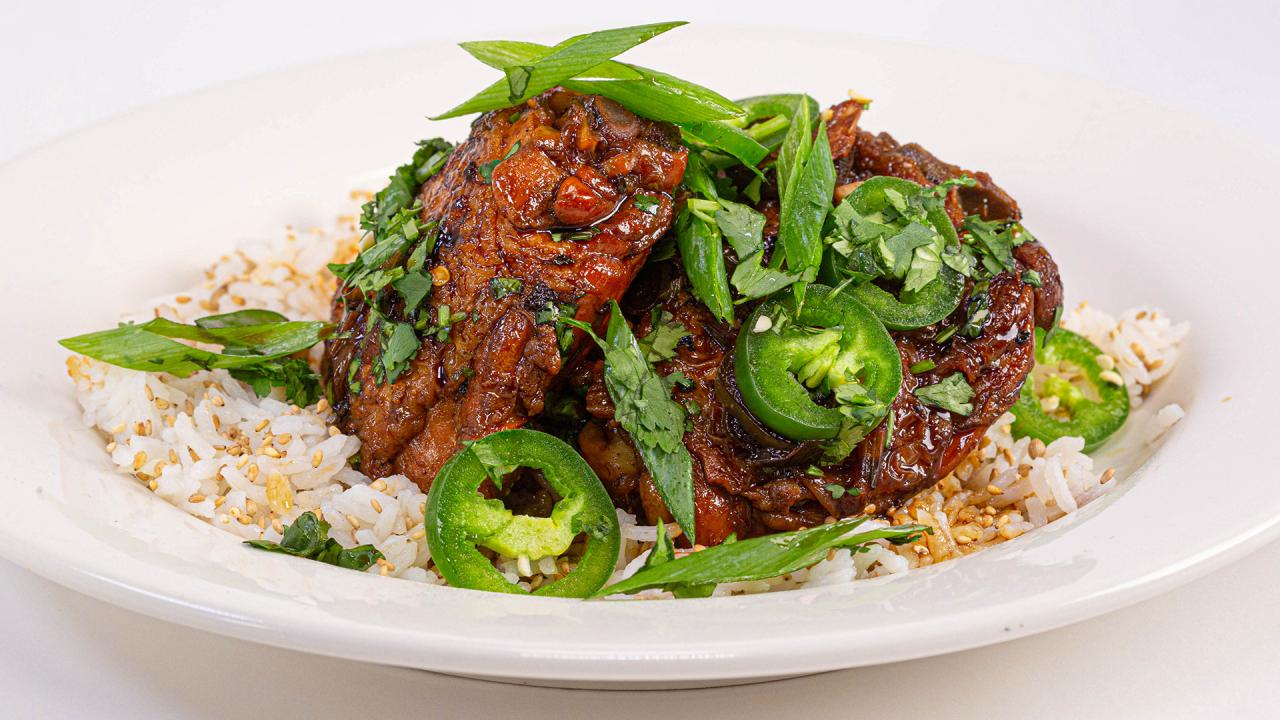 Lou Diamond Phillips Is The Inspiration Behind Rach's Chicken Adobo