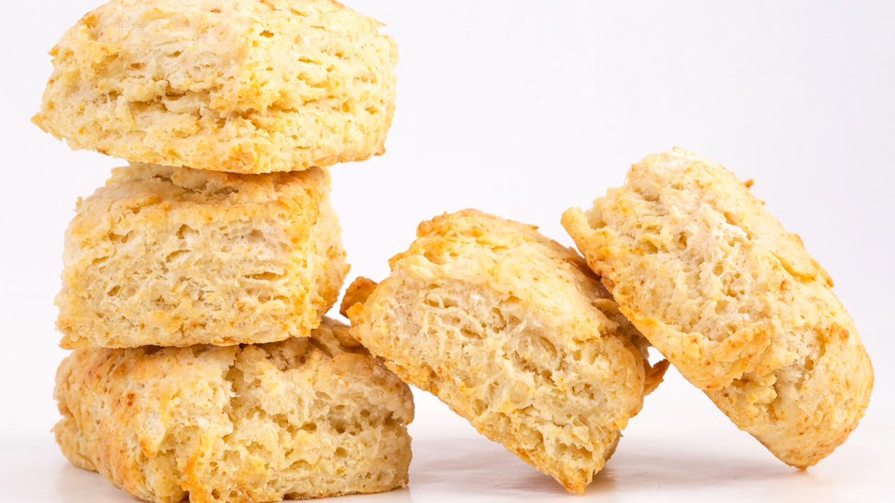 Learn How to Make The Best Biscuits EVER With This Recipe