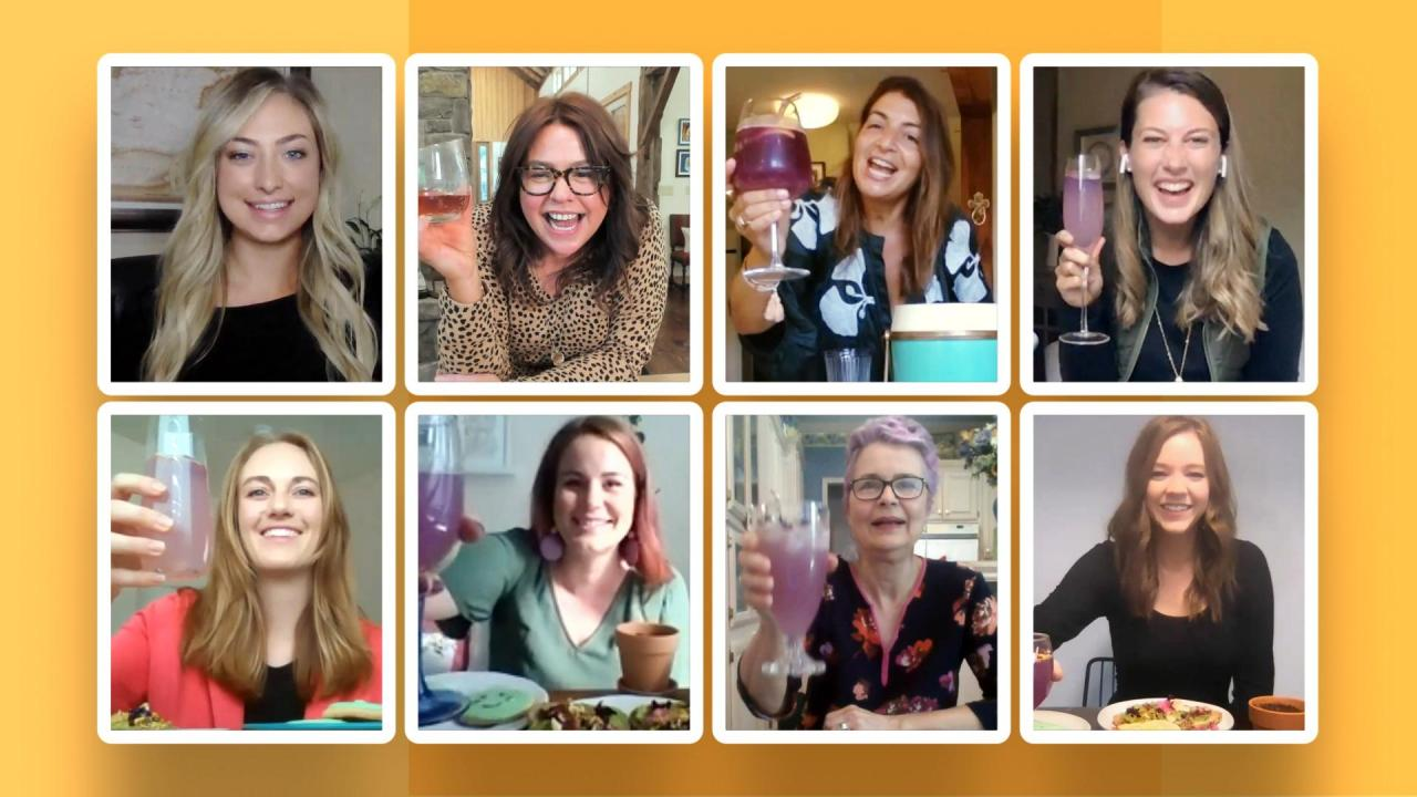 Virtual Baby Shower: Celeb Party Planner Helps Us Throw One For an Expecting Mom