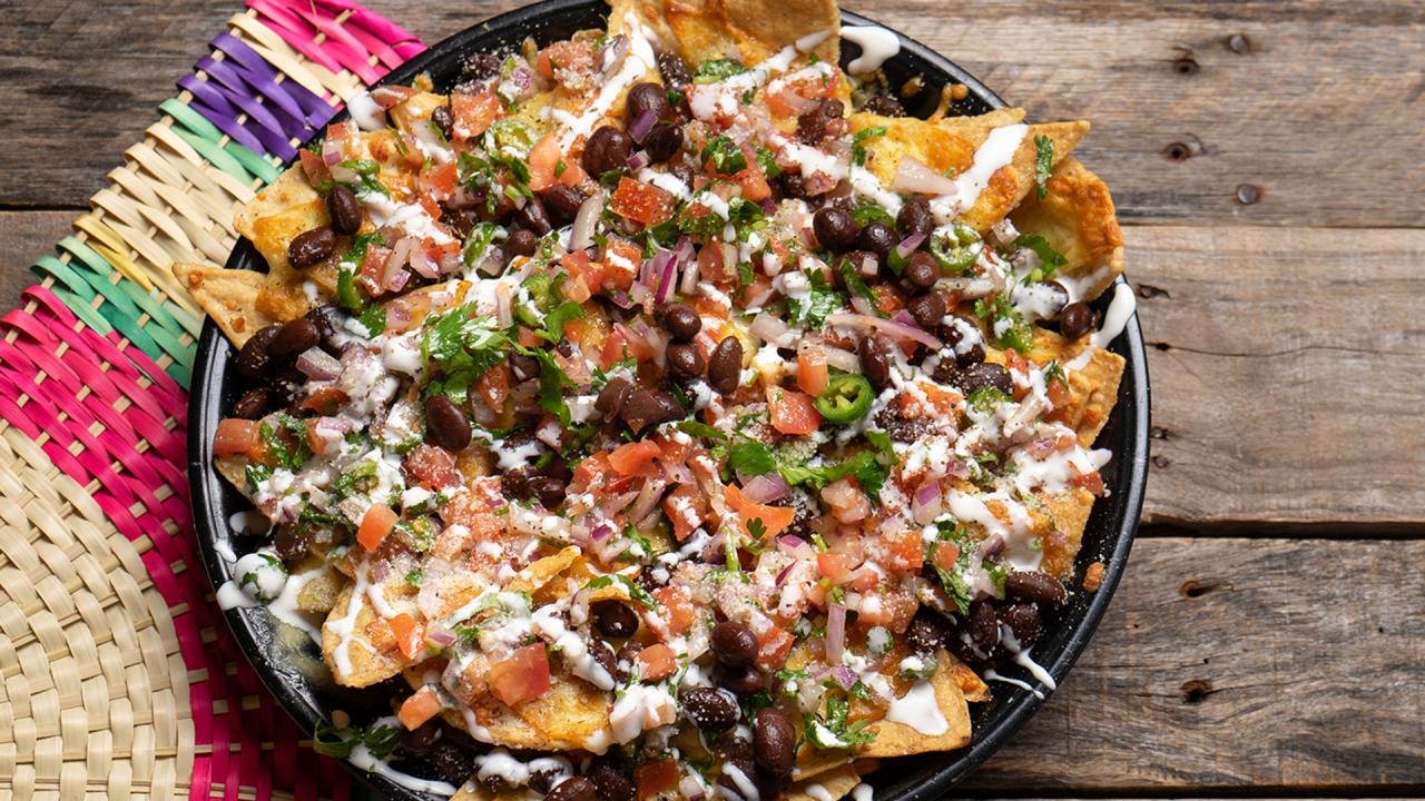 Guy Fieri Shares His Secrets For The BEST Nachos Ever