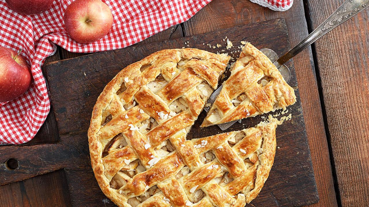 """This Is the Best Way to Cut a Pie — Period (Hello """"Sacrificial Slice"""")"""