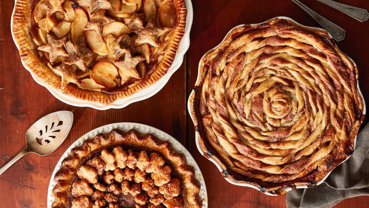 How To Make Caramel Apple Pie | The Book On Pie | Erin Jeanne McDowell