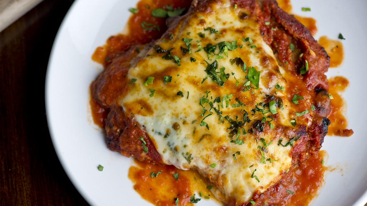 Chicken Parmesan Recipe From Rachael Ray Rachael Ray Show