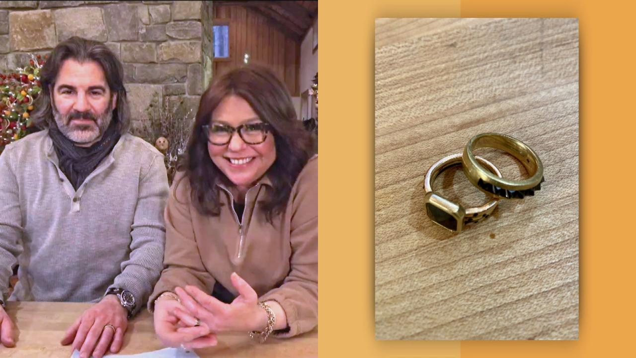 Rach Explains Why She Doesn't Wear Her Original Engagement Ring
