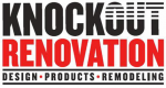 Knockout Renovation Logo