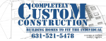 Completely Custom Construction logo