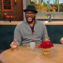 Tyler Perry and Rachael Ray