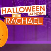Halloween At Home Show Graphic