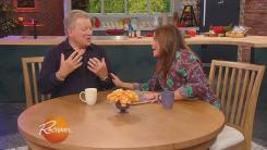 William Shatner and Rachael Ray