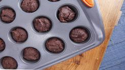 Daphne Oz's better For You Brownie Bites