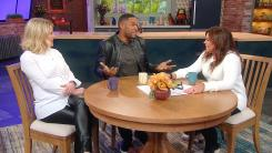Michael Strahan, Sara Haines, and Rachael Ray