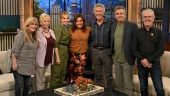 Brady Bunch Cast and Rachael Ray