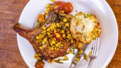 Chipotle Corn 'n' Chops