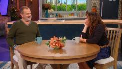 hugh bonneville and rachael ray