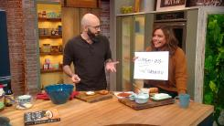 andrew rea binging with babish and rachael ray