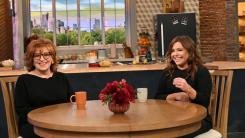Joy Behar and Rachael Ray