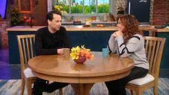 Matthew Rhys and Rachael Ray