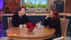 Sean Hayes and Rachael Ray
