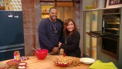 Chef Teach and Rachael Ray