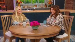 Kristin Chenoweth and Rachael Ray