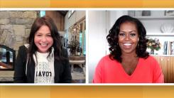 rachael ray michelle obama