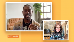 Sterling K. Brown, Rachael Ray