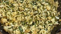 Roasted Cauliflower Orecchiette