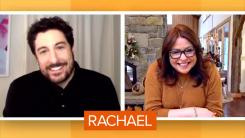 Rachael Ray and Jason Biggs