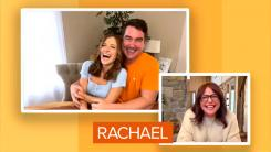 tom and rachael sullivan from meals she eats and rachael ray
