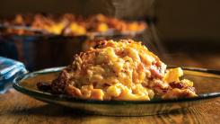 Bacon-Praline Macaroni and Cheese