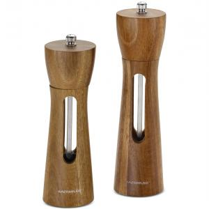 rachael ray salt and pepper grinder set
