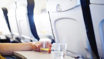 Stay Hydrated on a Long Flight