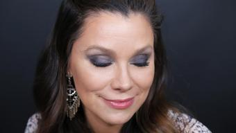 Gretta Monahan's Smokey Eye