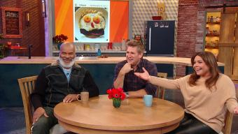 David Alan Grier, Curtis Stone, and Rachael Ray