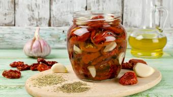 Rachael's Marinated Sundried Tomatoes