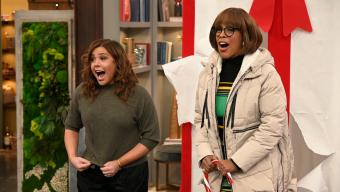 Rachael Ray and Gayle King