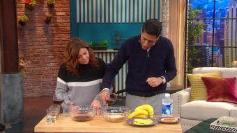 dr anish sheth and rachael ray