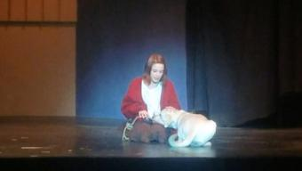 lucky the dog in annie
