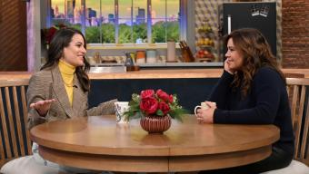 lea michele and rachael ray