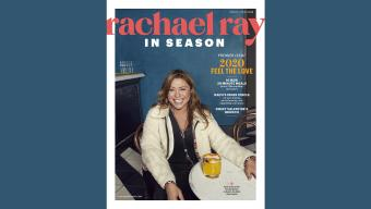 rachael ray in season cover