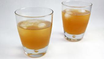 Amaretto Sour With Bourbon