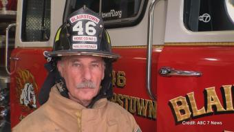 80-year-old firefighter