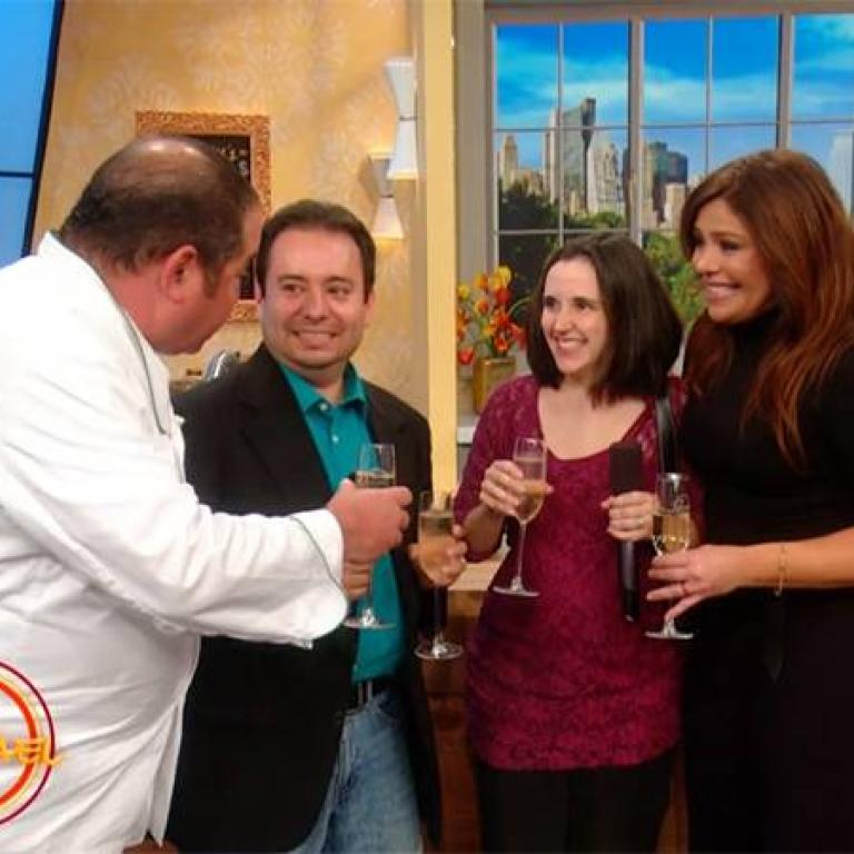 Rachael Ray and guests
