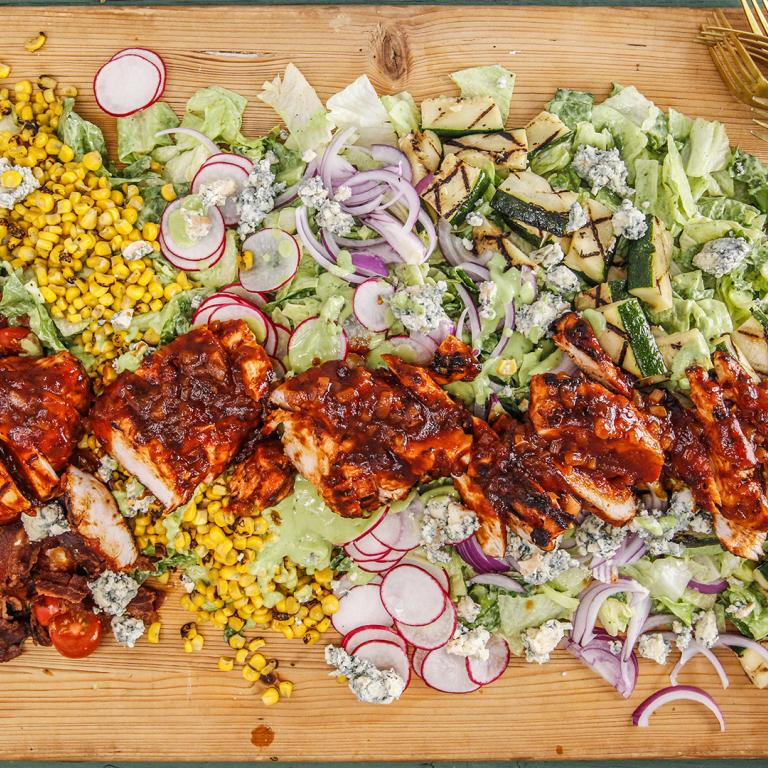 Rachael's Chipotle Chicken Cobb