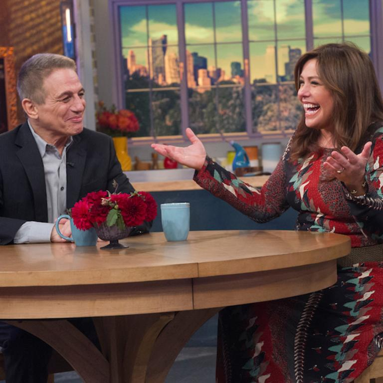 Tony Danza and Rachael Ray